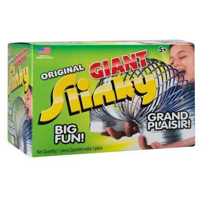The Original Giant Metal Slinky