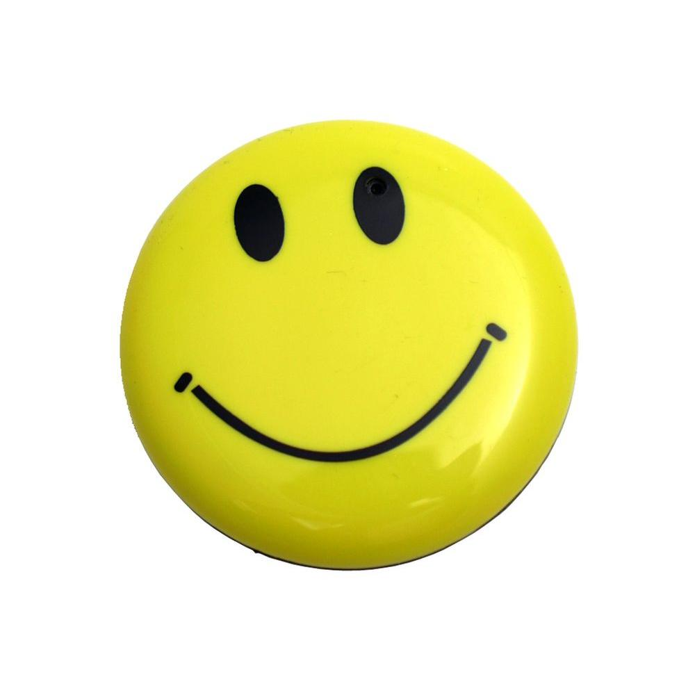 Smiley Button Hidden DVR Camera
