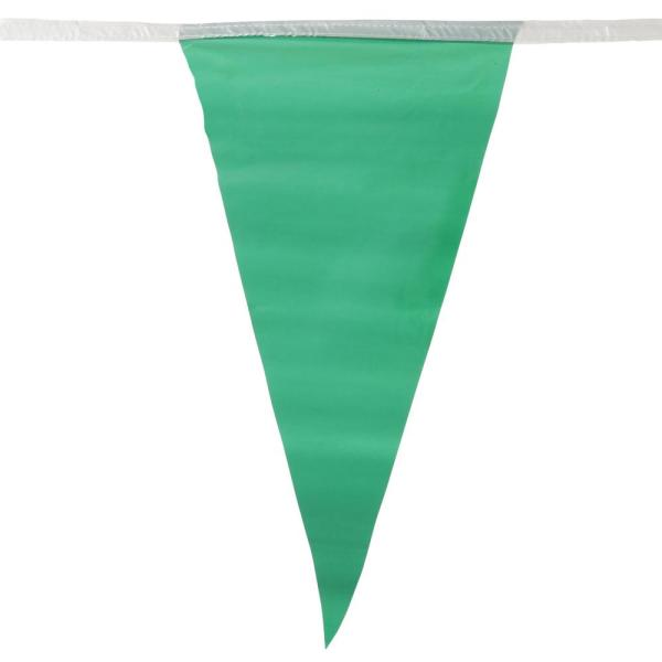 50 ft. Multi-Color Pennant Flags Sign