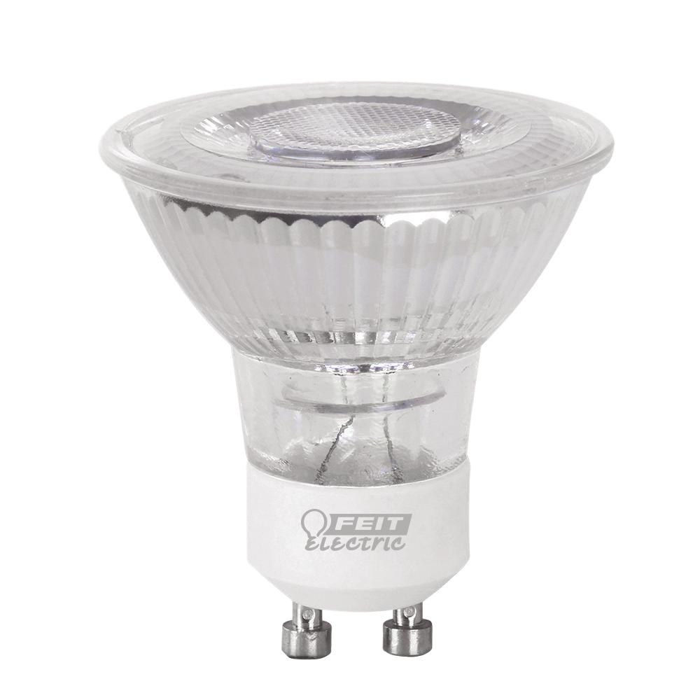 Feit Electric 35-Watt Equivalent Warm White (3000K) MR16 GU10 Dimmable LED Flood Light Bulb