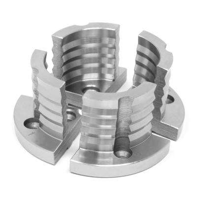 1.5 in. Double-Grooved Lathe Chuck Jaws