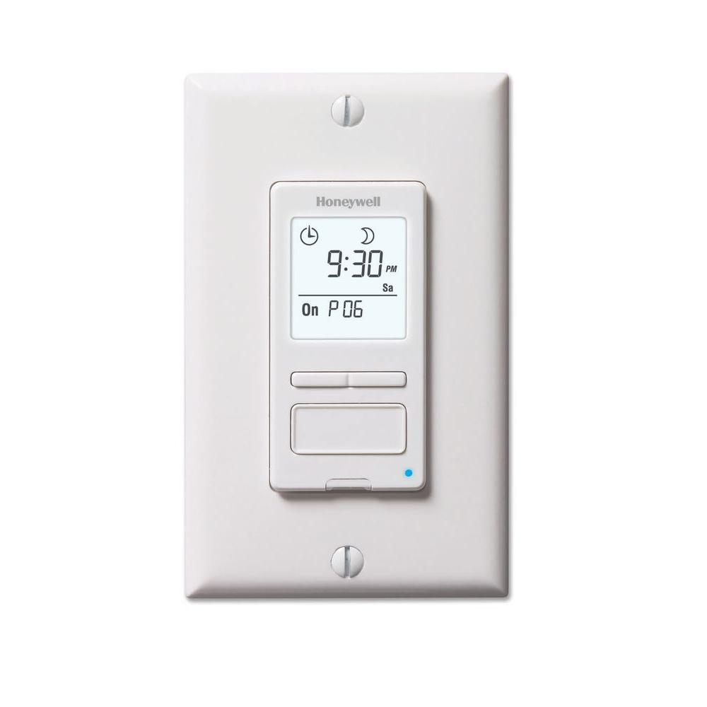 Honeywell - Timers - Wiring Devices & Light Controls - The Home Depot