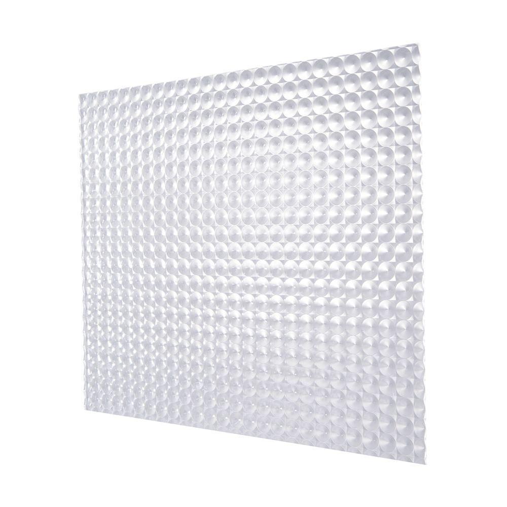 plaskolite egg crate silver louver 1199238a the home depot