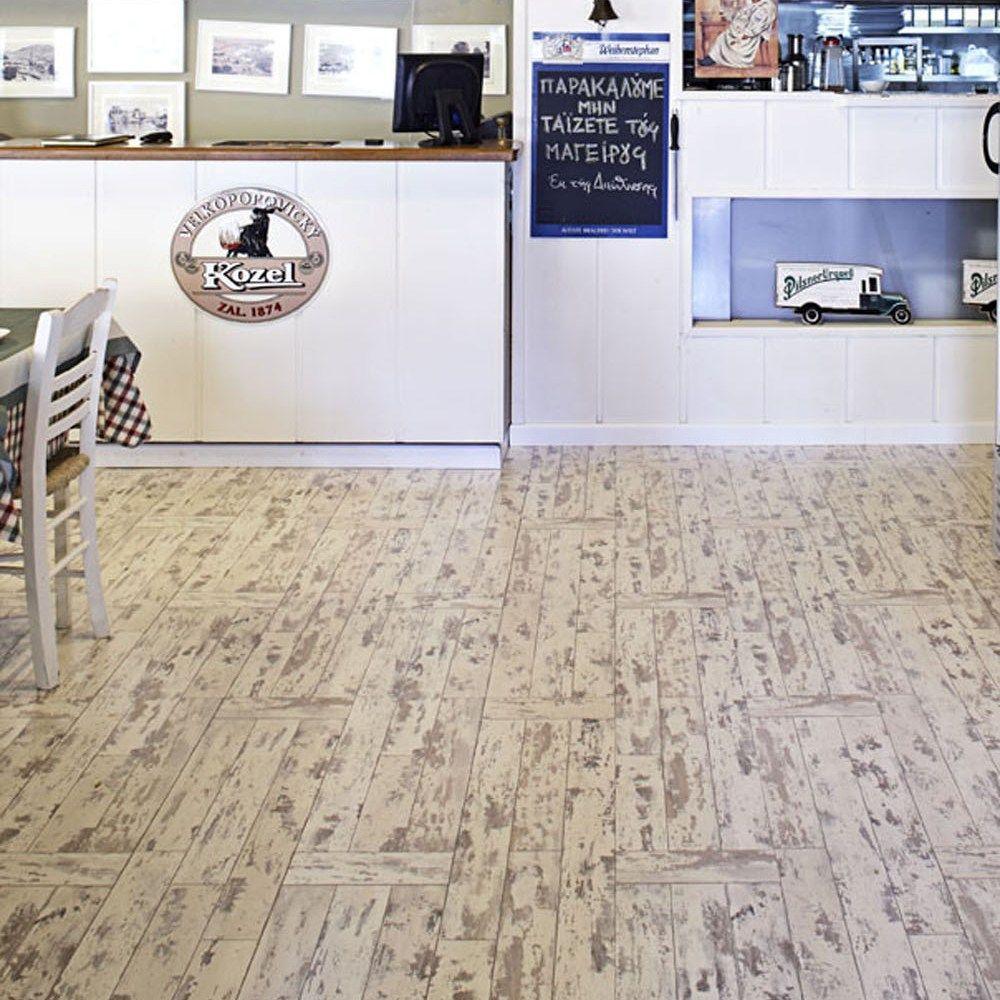 Innovations Maui Whitewashed Oak 8 Mm, Whitewash Laminate Flooring Home Depot