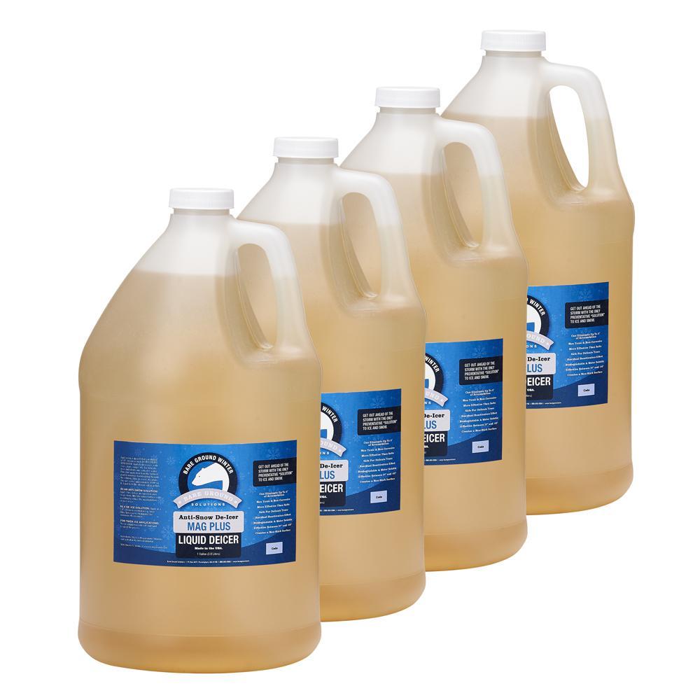 4 Gal. Liquid De-Icer (Case-4)