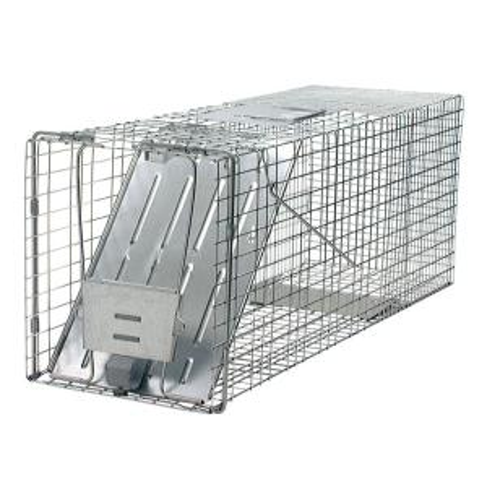 Havahart Large 1 Door Live Animal Cage Trap 1079 The