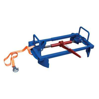 1,500 lb. Capacity Heavy Duty Vertical Drum Lifter
