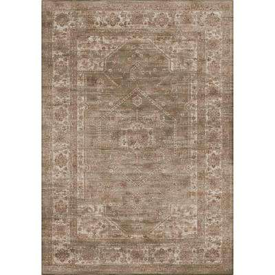 Vintage Mouse 5 ft. 3 in. x 7 ft. 6 in. Area Rug