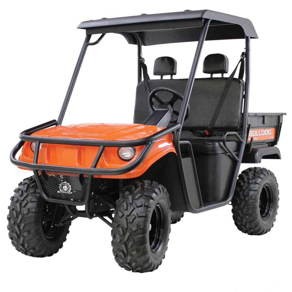 265 cc Subaru Engine Gas Utility Vehicle - California Compliant