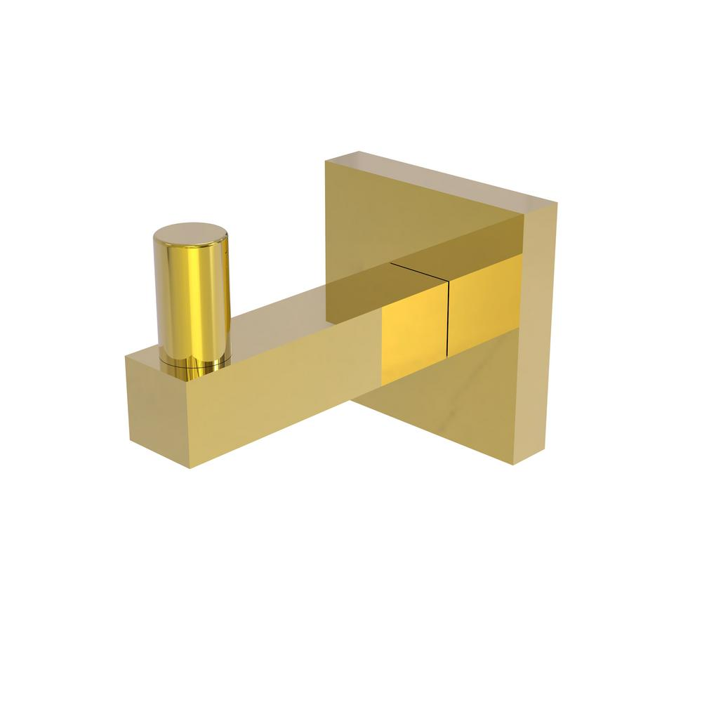 Allied Brass Montero Collection Wall-Mount Robe Hook in P...