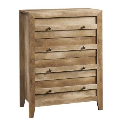 Dakota Pass 4-Drawer Craftsman Oak Chest