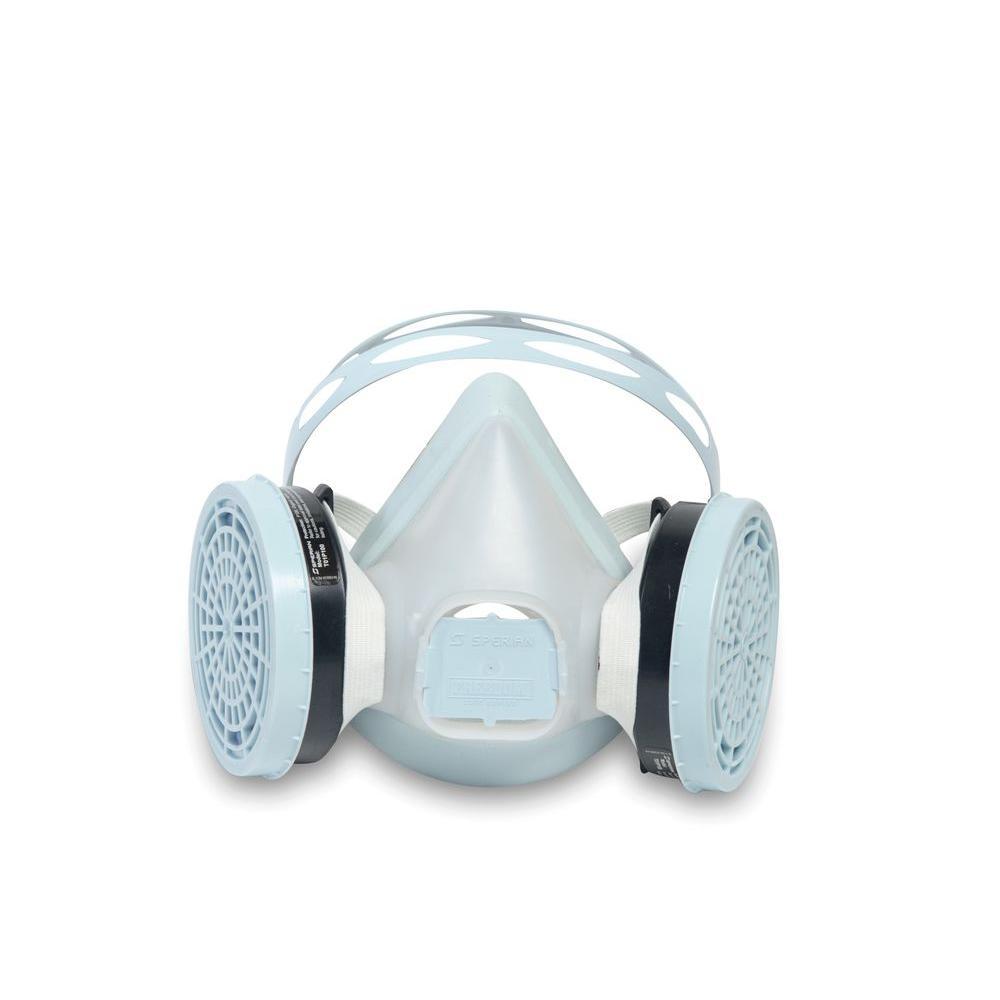 Sperian Freedom Disposable Elastomeric Half Mask Organic Vapor with R95 Respirator - Medium