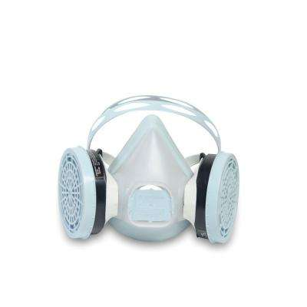 Freedom Disposable Elastomeric Half Mask Organic Vapor with R95 Respirator - Medium