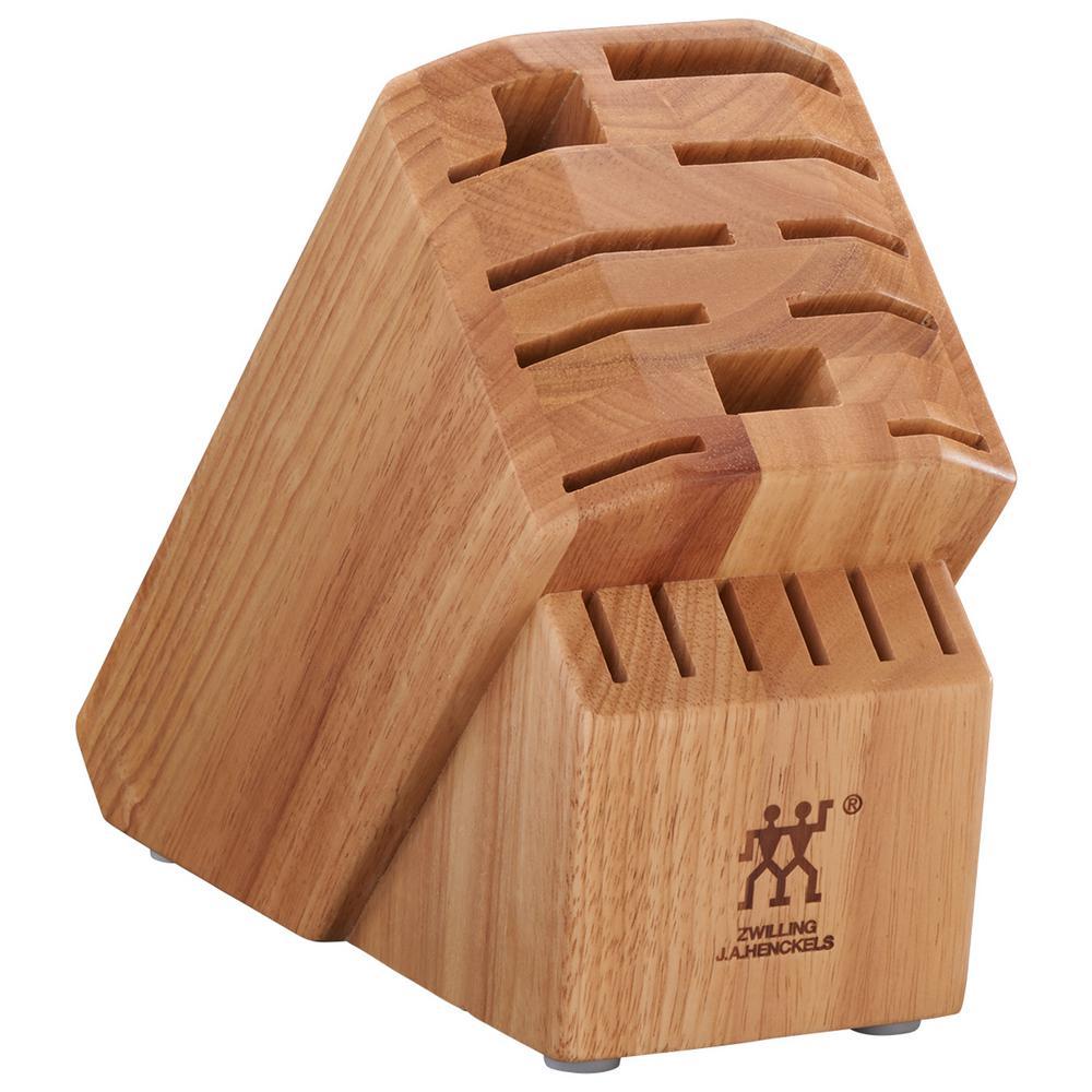 Pro 16-Piece Natural Knife Block Set