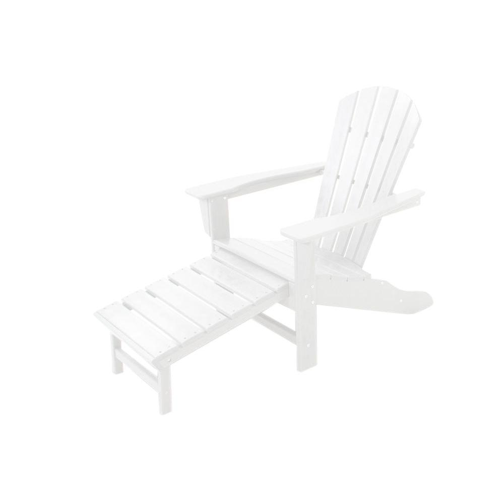 Palm Coast Ultimate Plastic Patio Adirondack Chair