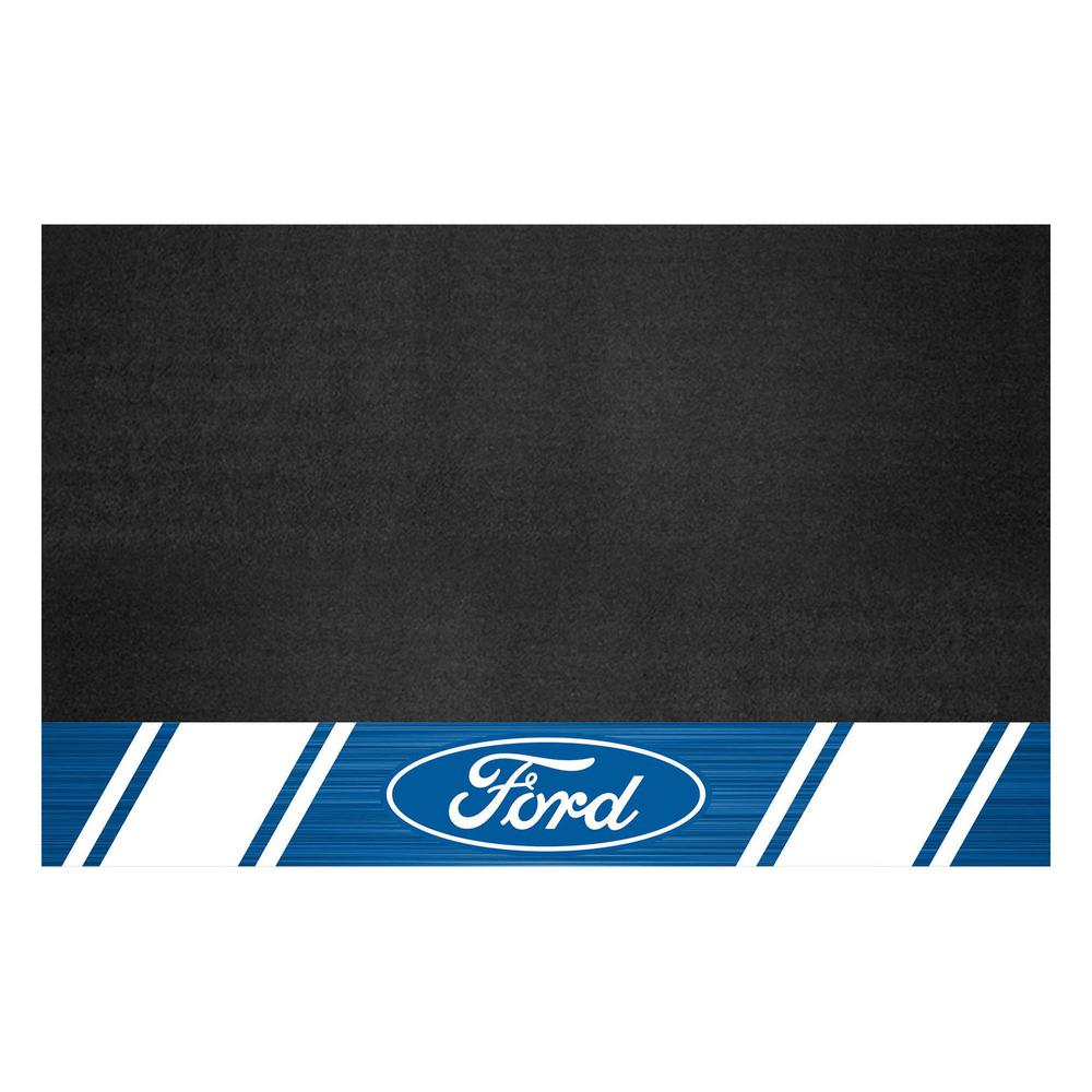 Ford - Ford Oval with Stripes 42 in. x 26 in.