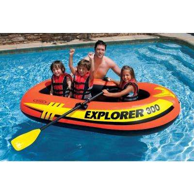 Explorer 300 Boat Pool Float