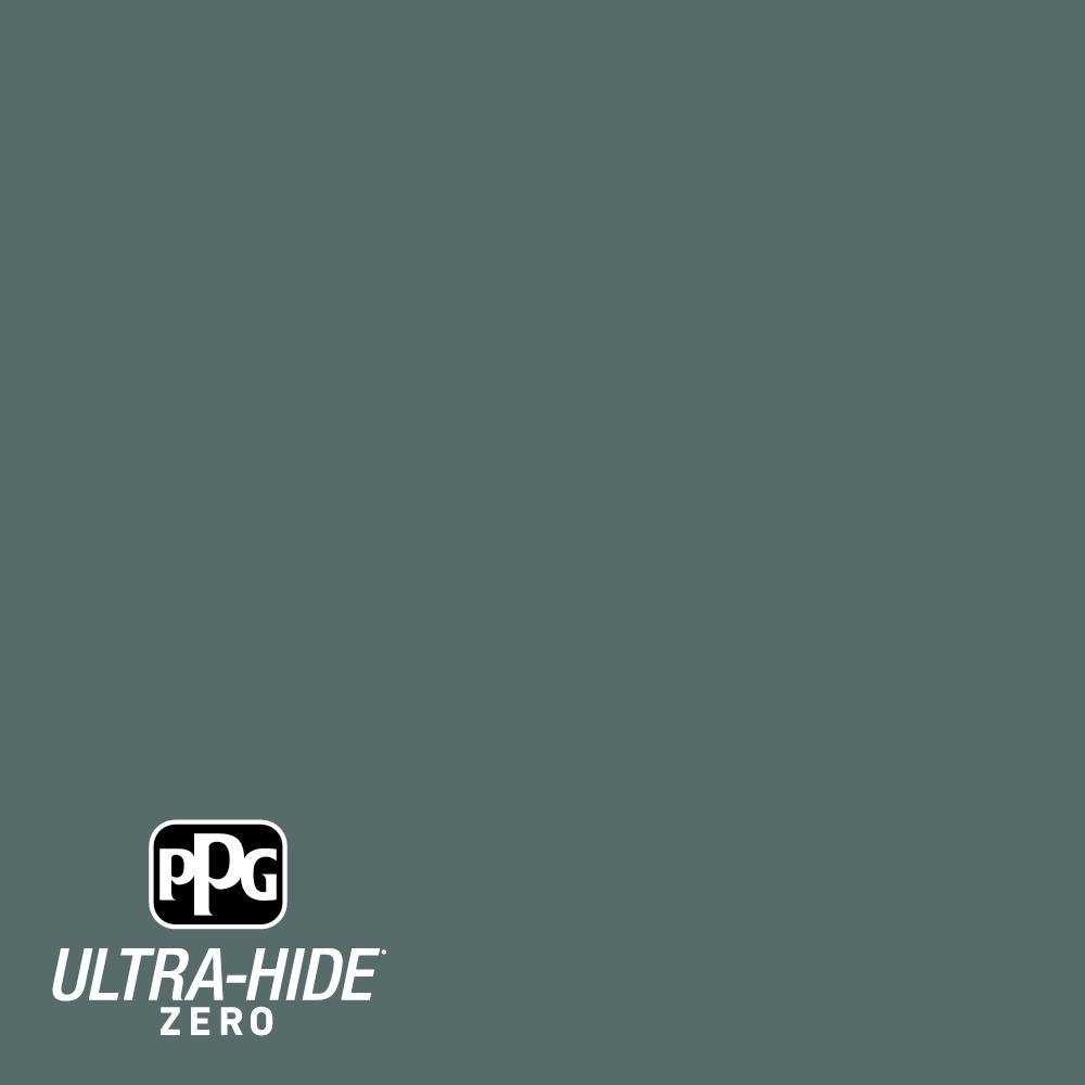 PPG Ultra-Hide Zero 1 Gal. PPG1145-6 Juniper Berry ...