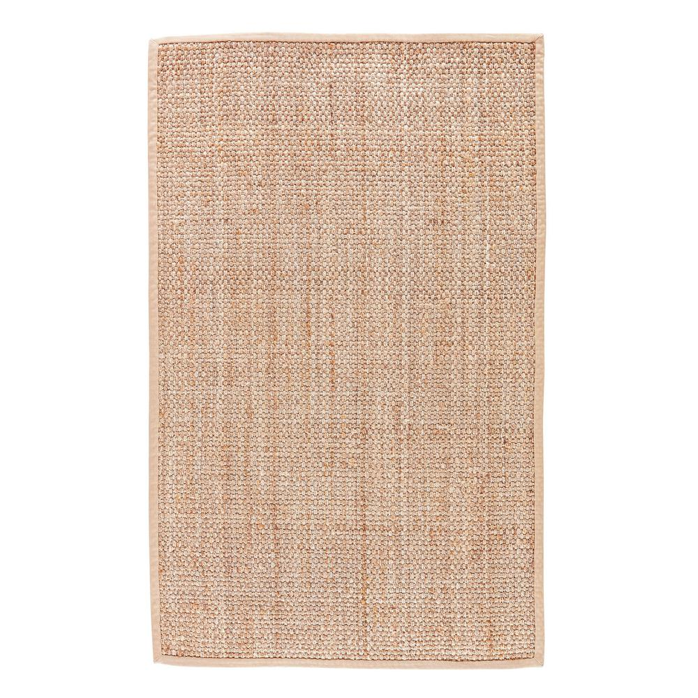 Jaipur rugs natural warm sand 5 ft x 8 ft solid area rug for Warm rugs
