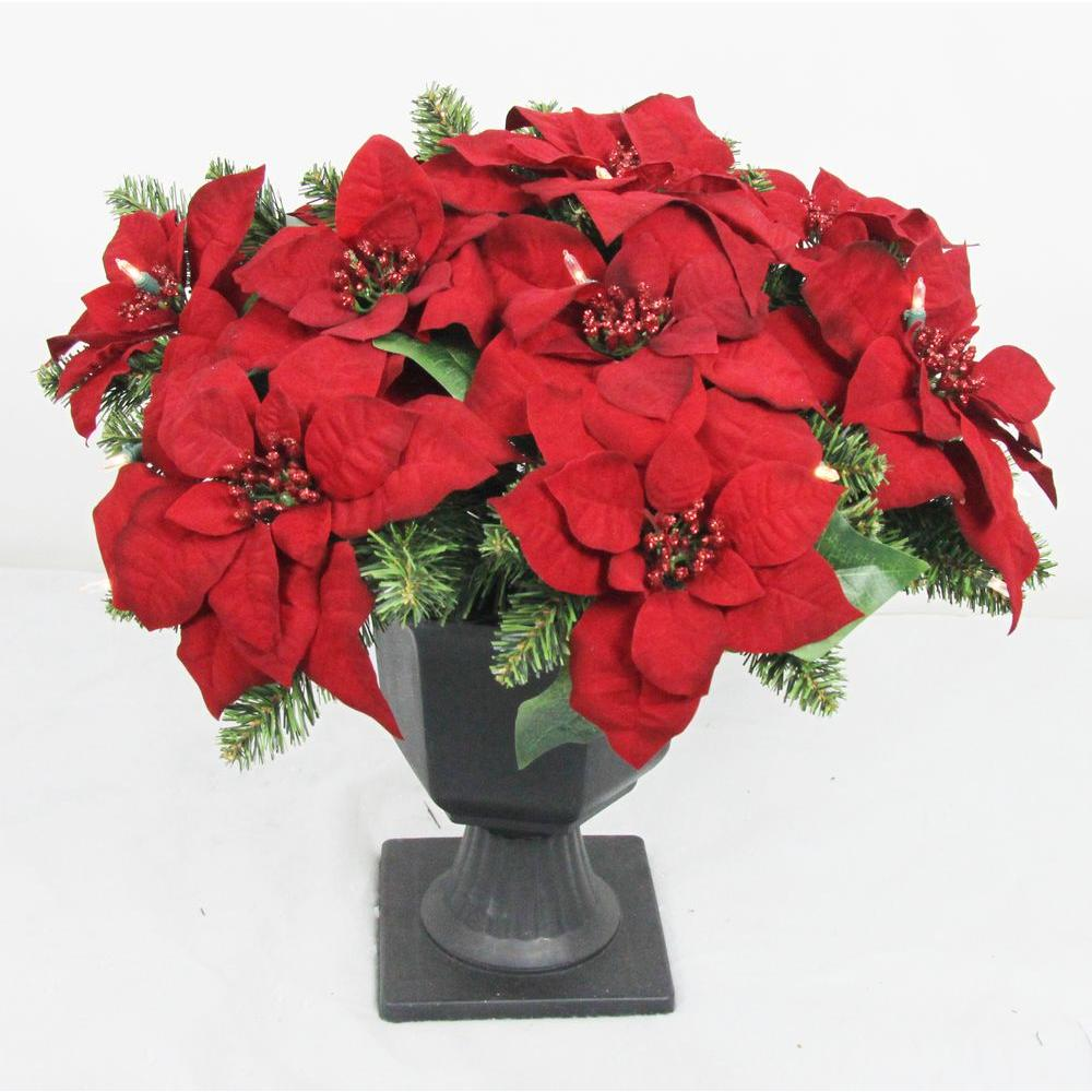 Home Accents Holiday 22 In Battery Operated Artificial