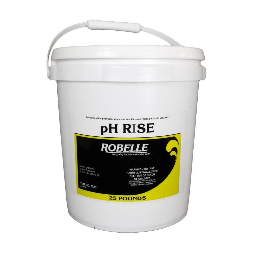 25 lbs. Pool pH Increaser