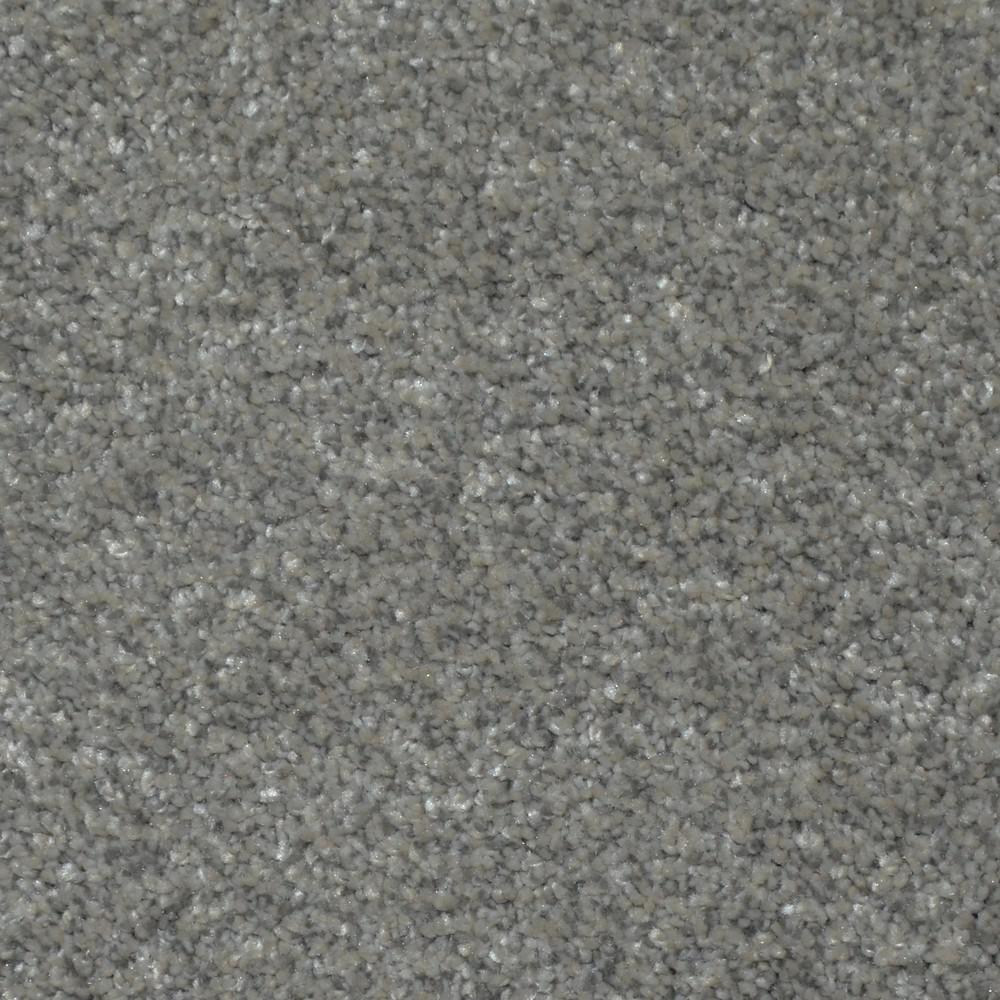 Soft Breath II - Color Cayman Texture 12 ft. Carpet
