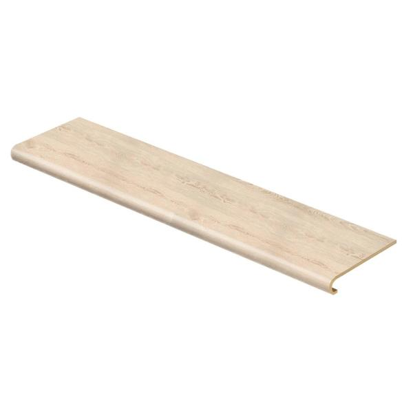 Sand Dune Oak 47 in. Length x 12-1/8 in. Deep x 1-11/16 in. Height Laminate to Cover Stairs 1 in. Thick