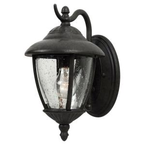 Lambert Hill 1 Light Oxford Bronze Outdoor Wall Fixture