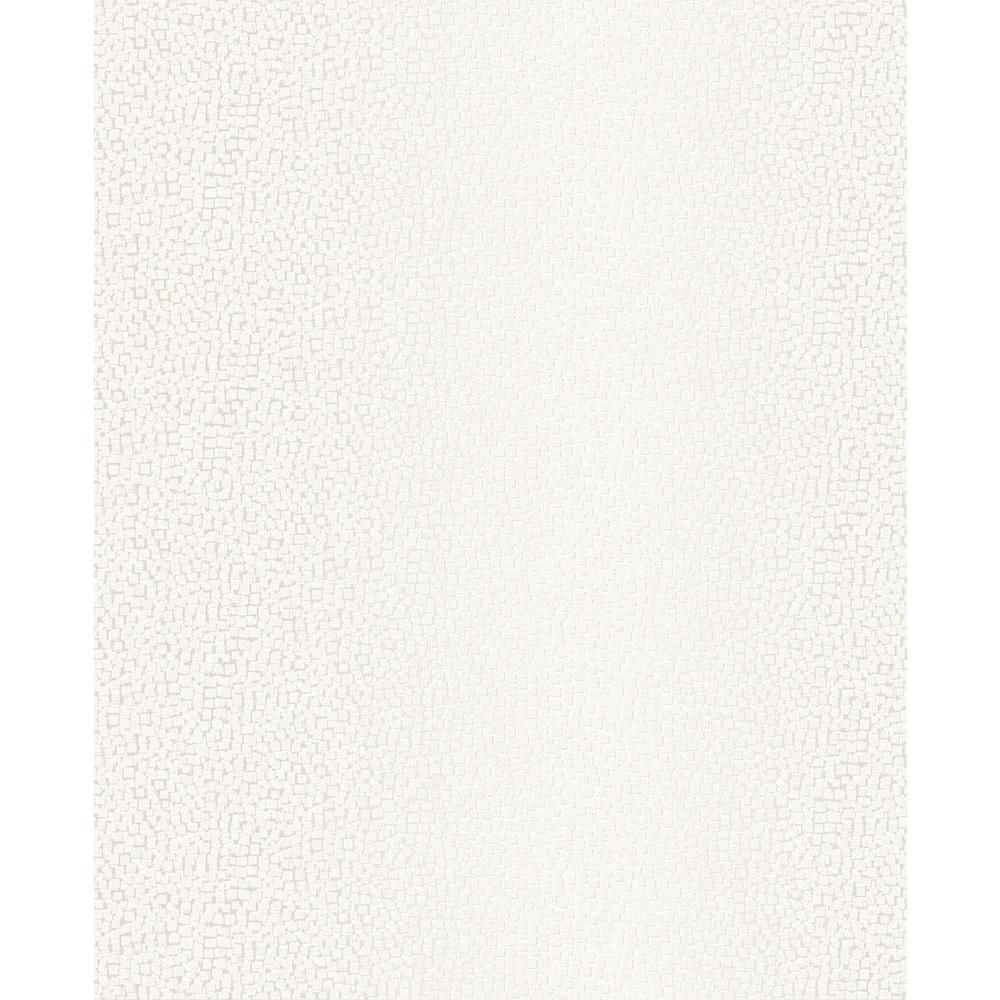Brewster Ostinato White Geometric Wallpaper 2683-23037