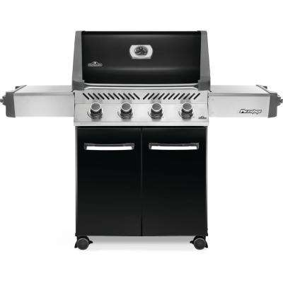 Prestige 500 Propane Gas Grill in black