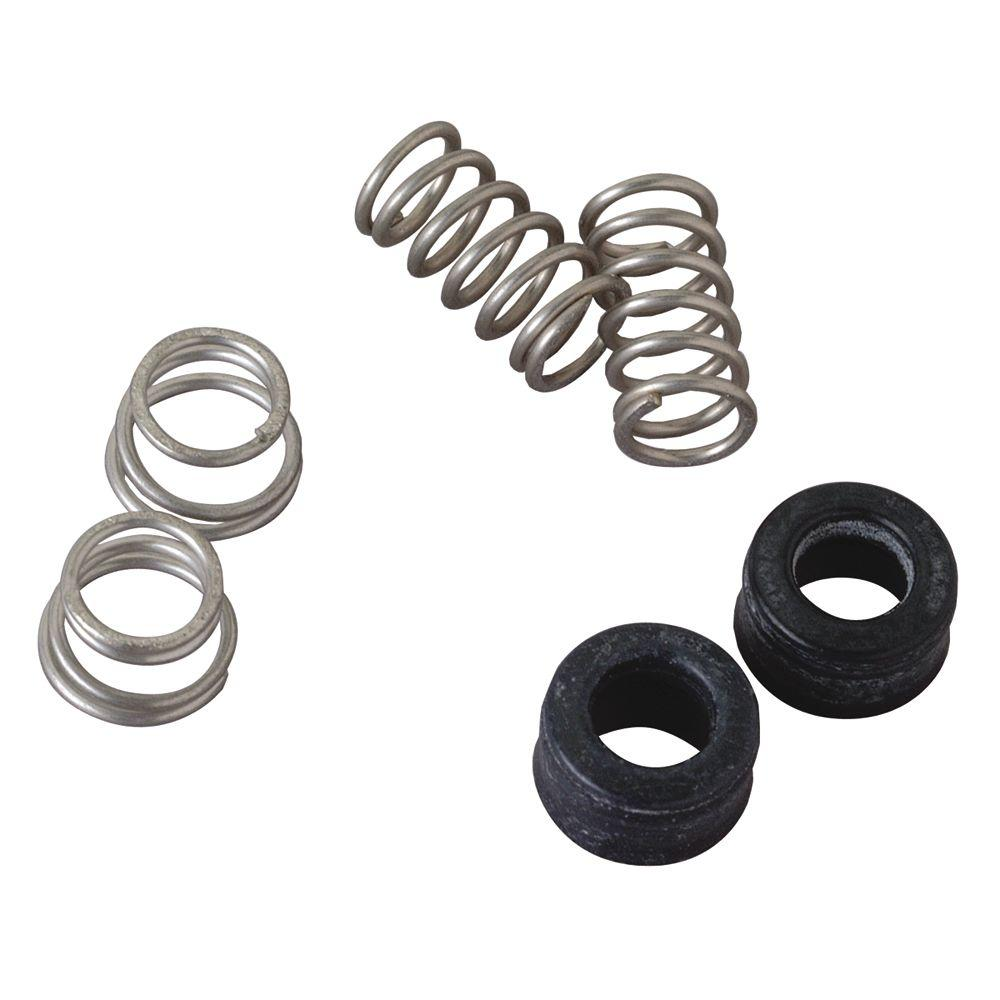 Delta Seats and Springs Combination Repair Kit for Faucets-RP77737 ...
