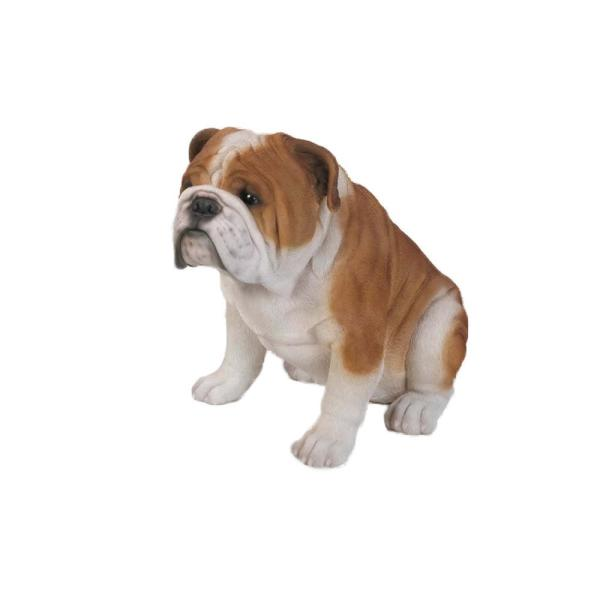 Large Bulldog Statue