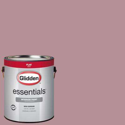 1 gal. #HDGR24 Colony Rose Flat Interior Paint