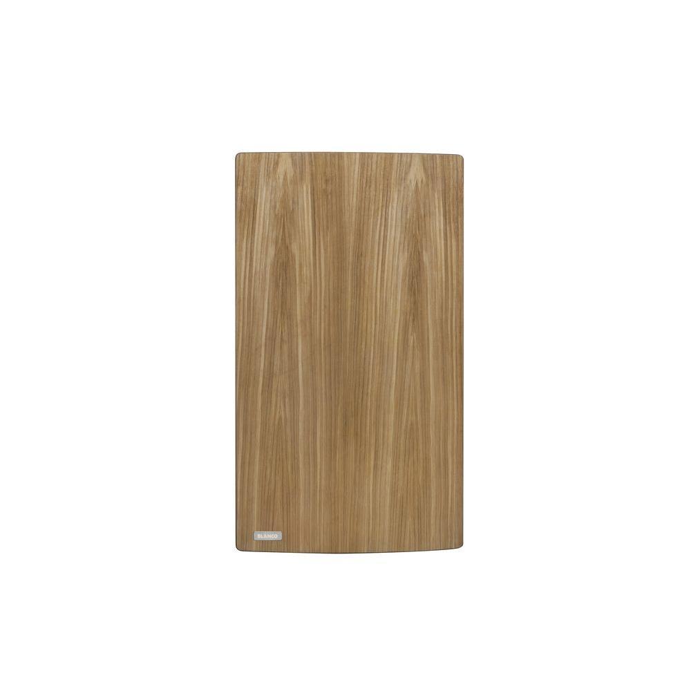 Blanco Ash Compound Cutting Board for ONE XL Single Bowl 230427