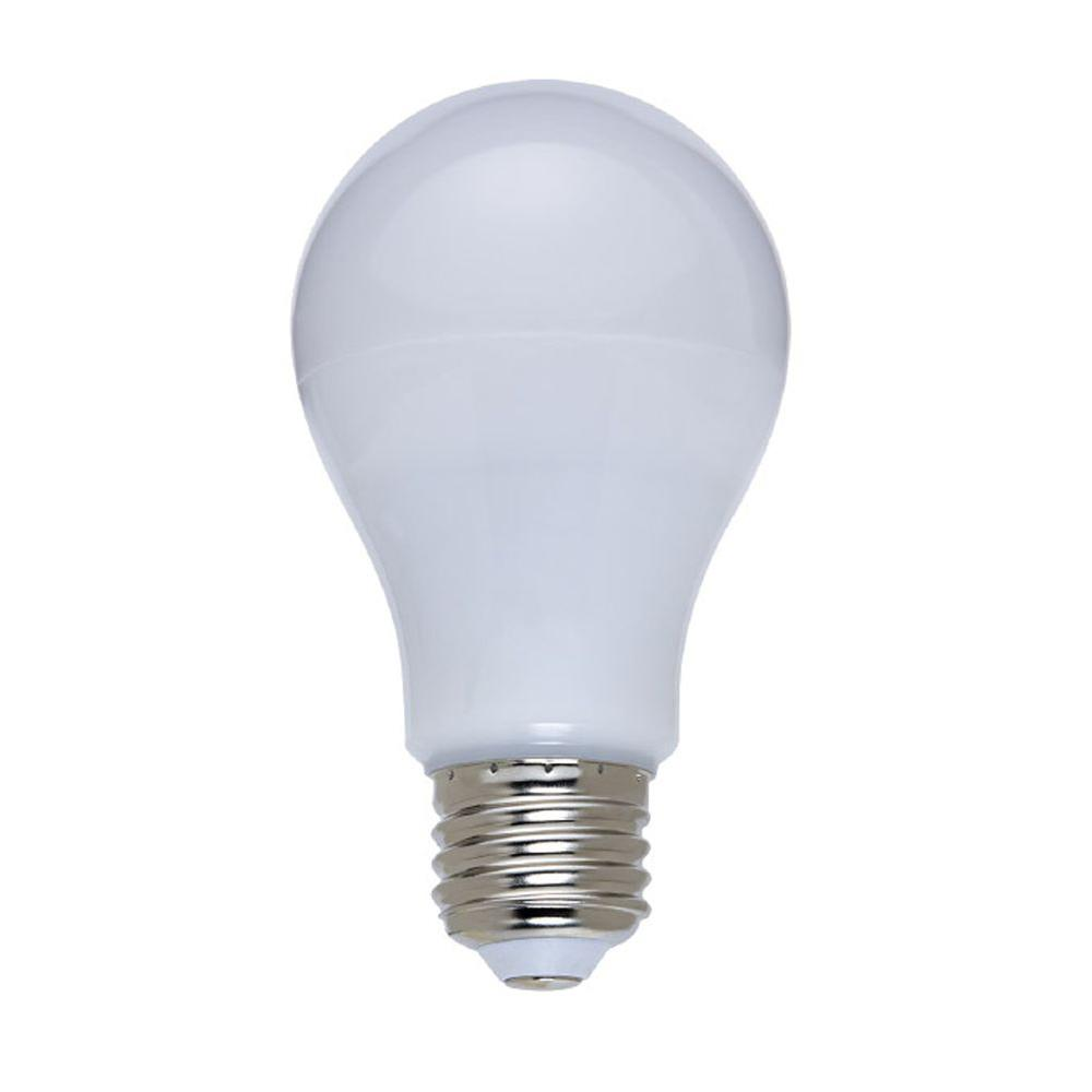 60W Equivalent White A 19 Good Night Dimmer LED Light Bulb