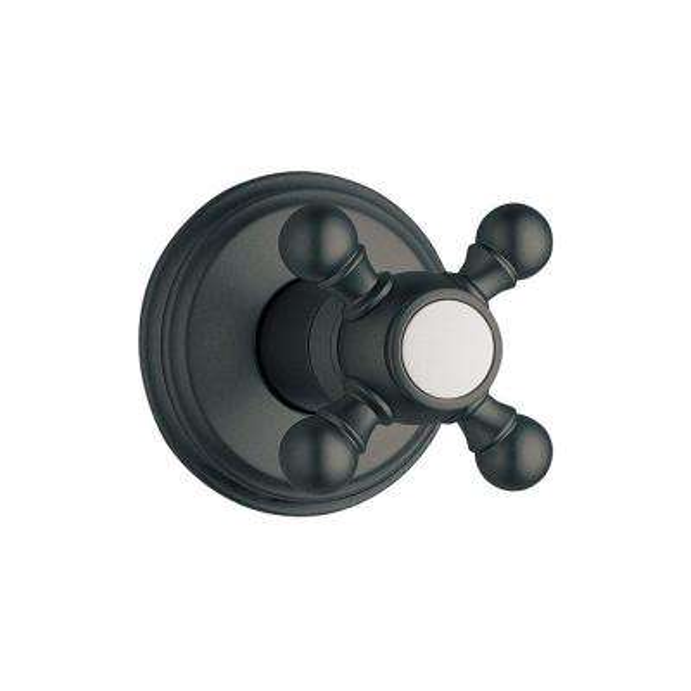 Geneva Single-Handle Volume Control Valve Only Trim Kit in Oil Rubbed Bronze (Valve Sold Separately)