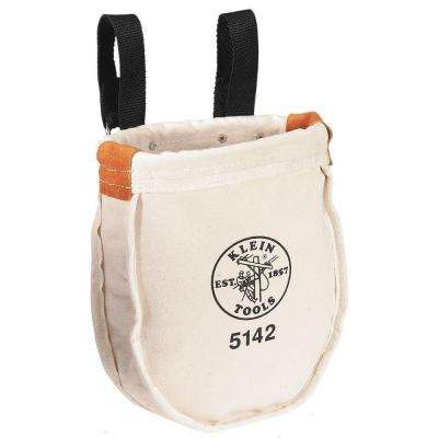 3 in. Canvas Utility Pocket Tool Bag