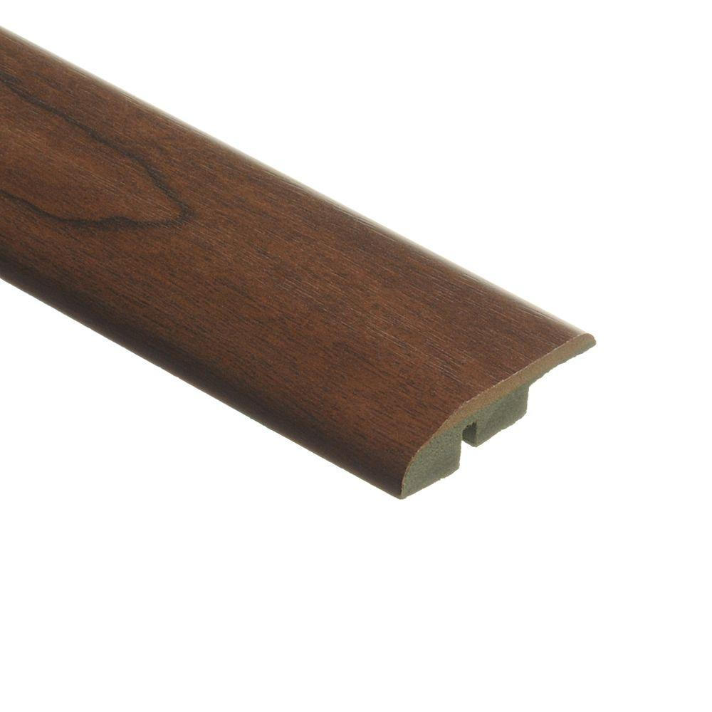 Zamma Tuscan Red Cherry 1/2 in. Height x 1-3/4 in. Wide x 72 in. Length Laminate Multi-purpose Reducer Molding