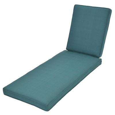 Spring Haven Charleston Replacement Outdoor Chaise Cushion