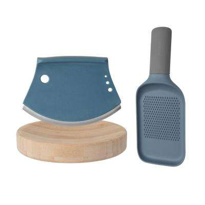 Leo 2-Piece Cut and Grate Set