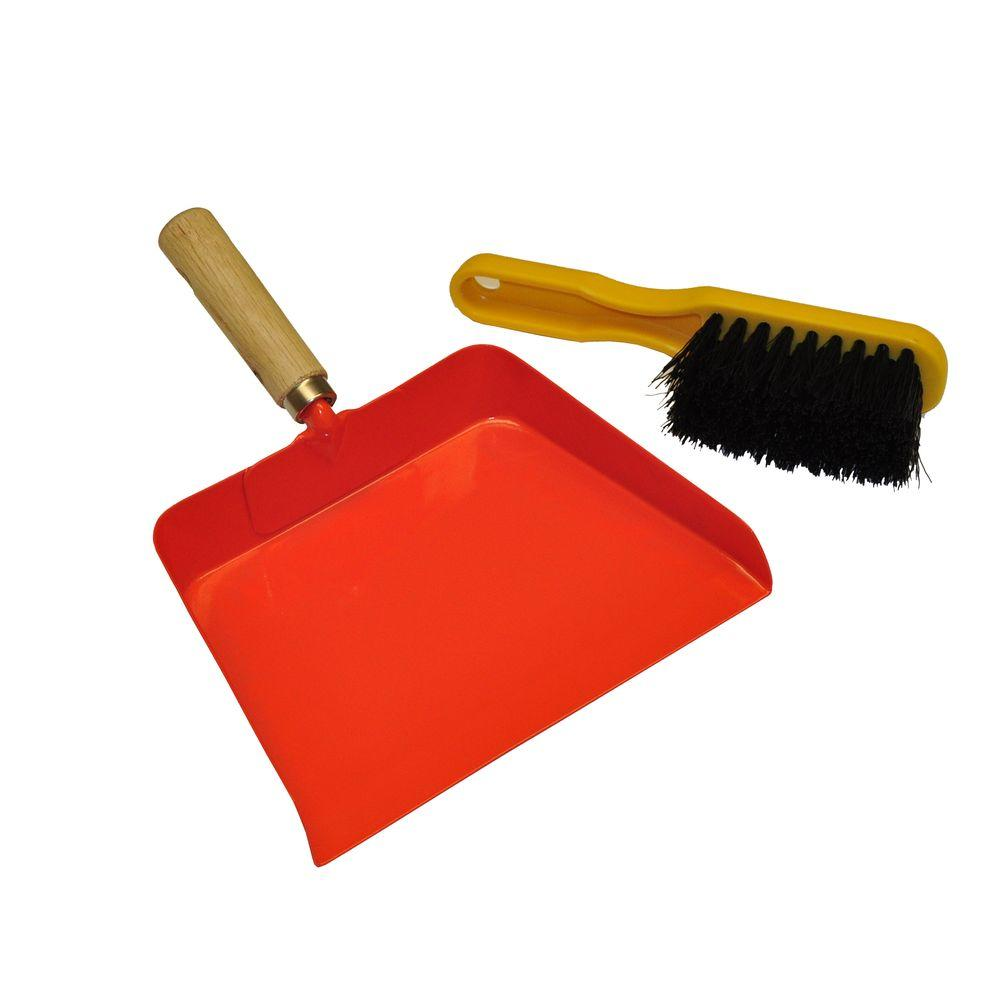 G & F Products Just for Kids Dustpan and Brush Set