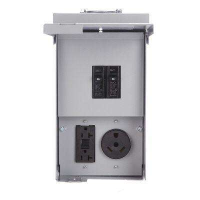 Power Outlet Panel - Un-Metered