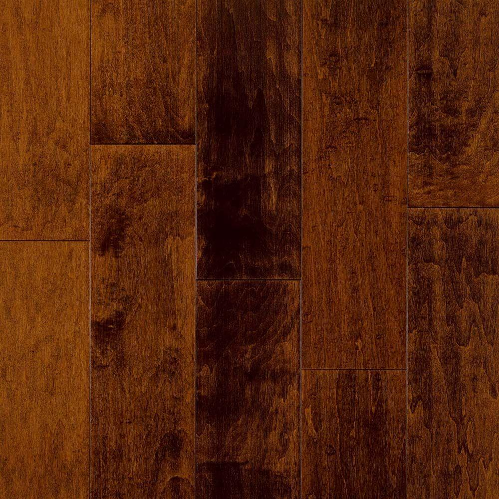 Bruce Montrose Raisin 1/2 in. Thick x 5 in. Wide x Varying Length Engineered Hardwood Flooring (28 sq. ft. / case)