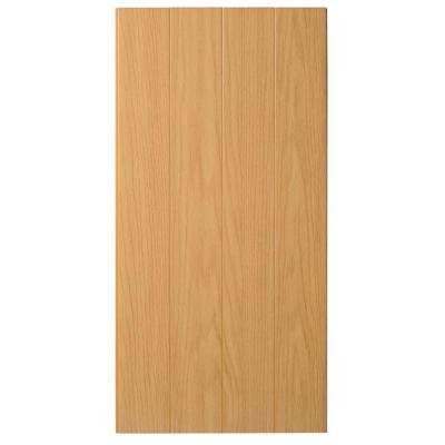 Supreme Wainscot 8 Linear ft. HDF Tongue and Groove Winfield Oak Panel (6-Pack)
