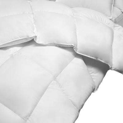 White Full/Queen Cotton Arctic Fresh Down Comforter