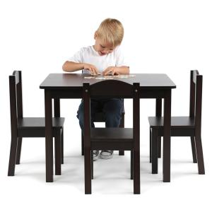 1042f8a87213 ... Espresso Table and Chair Toddler Tables  Chairs Included Sears.  Updated  ...