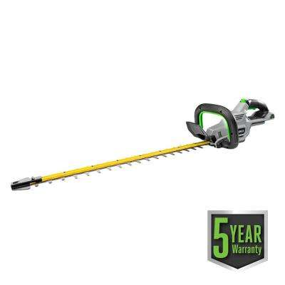 56-Volt Lithium-ion Cordless 24 in. Brushless Hedge Trimmer (Battery and Charger not included)