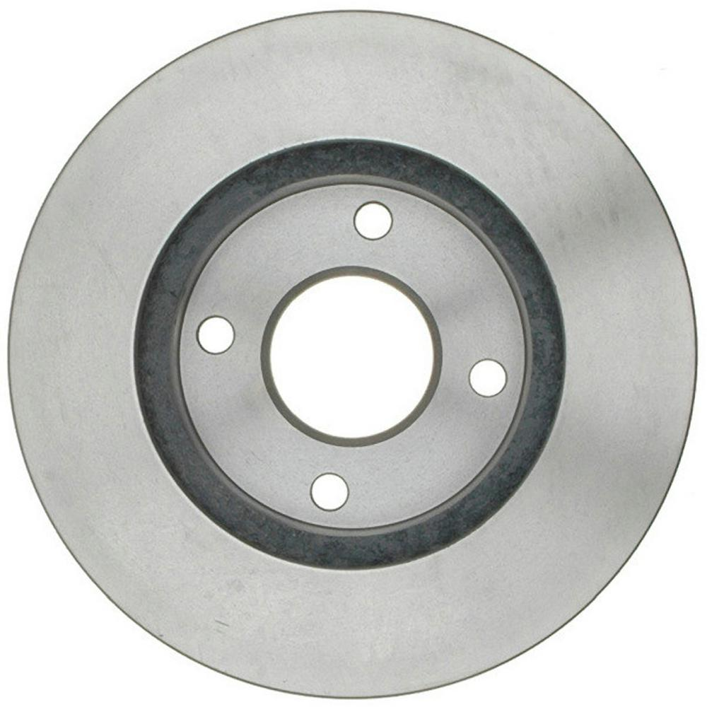 raybestos brakes disc brake rotor 1996 2000 ford contour 2 0l 66489r the home depot the home depot
