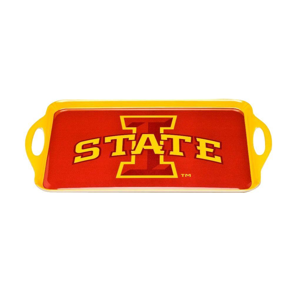 NCAA Iowa State Cyclones Melamine Serving Tray
