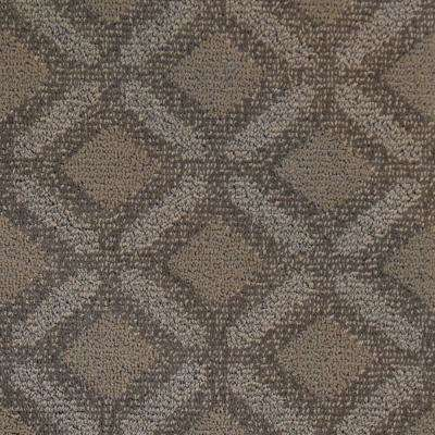 Carpet Sample - Fancy - Color Sand Dunes Pattern 8 in. x 8 in.